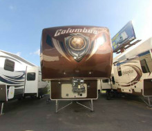 2015 Palomino Columbus F3650TH Toy Hauler 1
