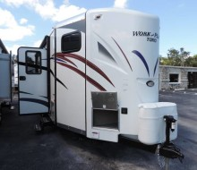 2014 Work and Play 21 VFB Toy Hauler