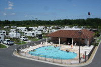 Coastal Georgia RV Resort RV Showrooms 1