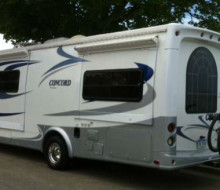 2005 MOTORHOME COACHMAN CONCORD 275DS 1