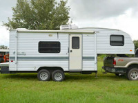 1996 22ft Wilderness Fifth wheel 1