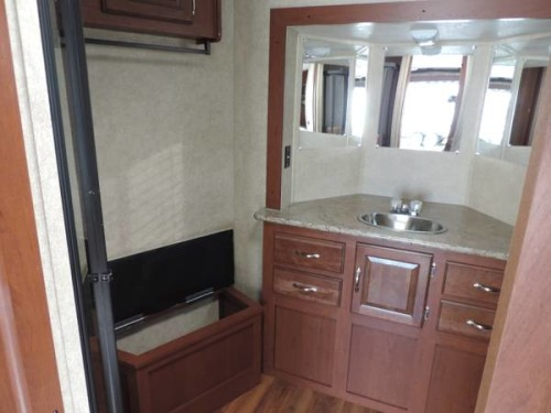 Work And Play 21Vfb >> 2014 Work And Play 21 Vfb Toy Hauler Rvshowrooms Com
