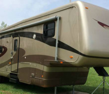 2003 Newmar Mountain Aire 37FBLB RV Showrooms 1