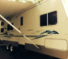 2004 Keystone Cougar 30ft One Owner RVShowrooms.com 1