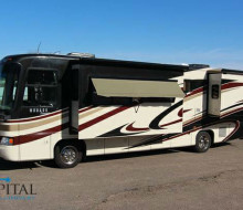 2009 Monaco Cayman 37\' Diesel Pusher RV Showrooms 1