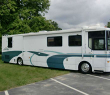 1999 WINNEBAGO 40FT ULTIMATE ADVANTAGE 1