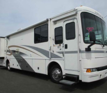 2001 36ft. Class A Fleetwood Expedition 36T 1