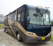 2006 Coachmen Sportscoach  Cross Country 376DS 1