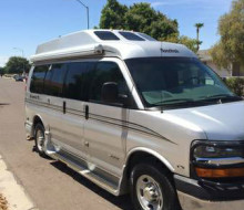 2005 ROADTREK class B with Wheelchair lift 1
