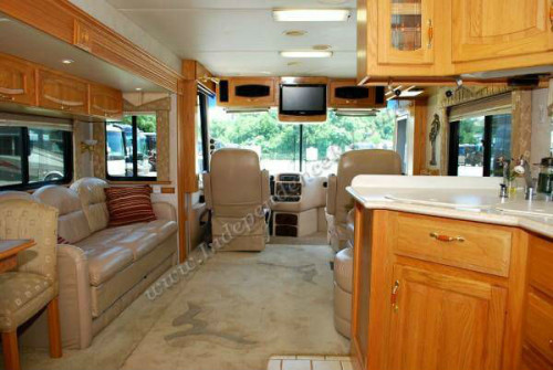 2000 Mountain Aire Diesel Pusher 4093 By Newmar