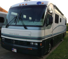 1996 Holiday Rambler Endeaver LE Diesel Pusher 1