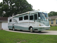 2002 Coachmen Sportscoach Diesel Pusher 1