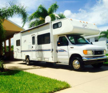 2005 SHASTA REVERE BY COACHMAN 1