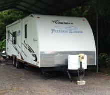 2010 Coachmen Freedom Express 280RLS by Forest River 1