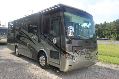2011 Tiffin Allegro Breeze 28BR Class A Diesel Motorhome (Stock# 6508)