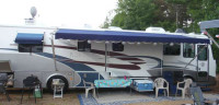 2003 Tiffin Phaeton motorhome 40TGH Diesel Pusher 1