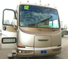 2002 GULF STREAM SCENIC CRUISER 8402 RV SHOWROOMS 1