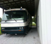 1997 Holiday Rambler Endeavor LE Diesel Pusher 1