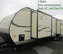 2014 Coachmen Catalina 333 RETS 1