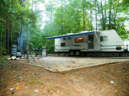 Rv Rentals Luxury Fully Stocked Trailers All Sizes
