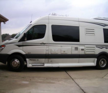 2012 Pleasure Way Plateau TS Motor Home 1
