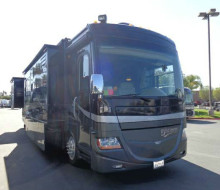 2008 FLEETWOOD DISCOVERY 40X RV SHOWROOMS 1