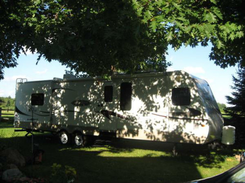 Travel Trailers For Sale In Michigan >> 2007 Montana Travel Trailer - RVShowrooms.com